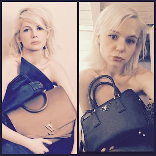 alana michelle williams bags