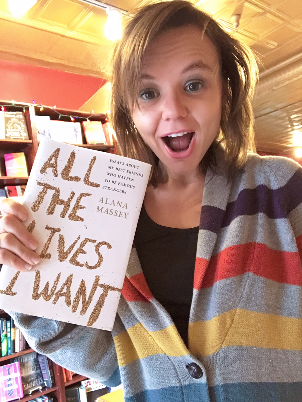 Alana Massey All the Lives I want.JPG