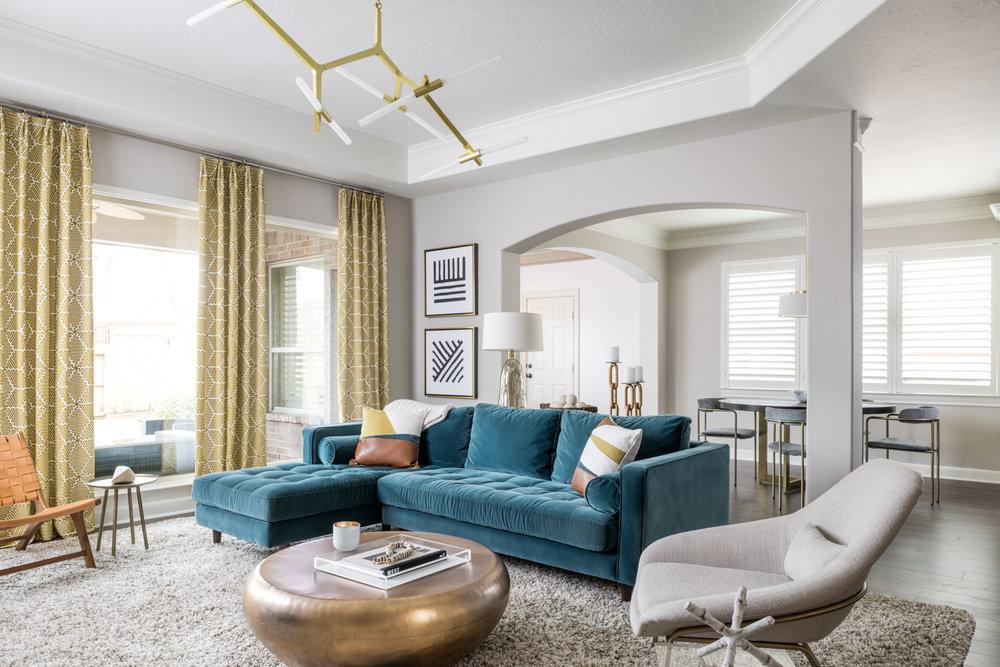 Single Family home renovation, Northwest Houston