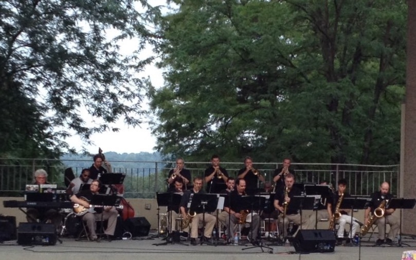 August 16 - Cincinnati Contemporary Jazz Orchestra