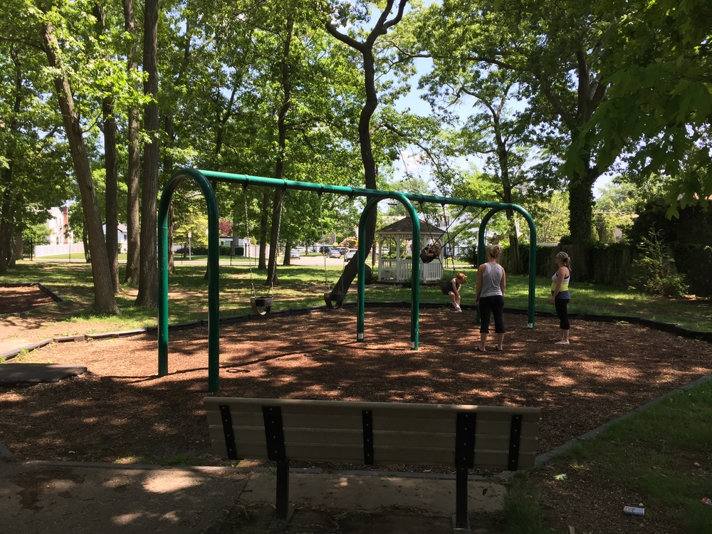 Playground at Washington Ave Park