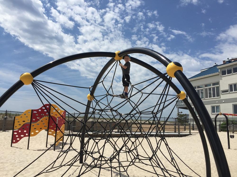 Playground at Pacific Playground