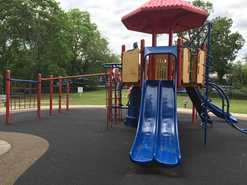 Playground at Forest City Park