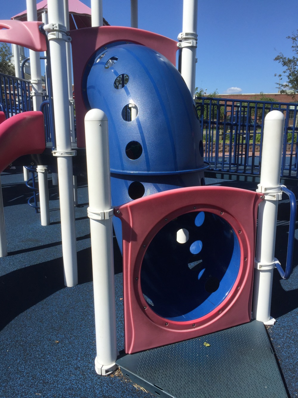 Playground at Babylon Town Park