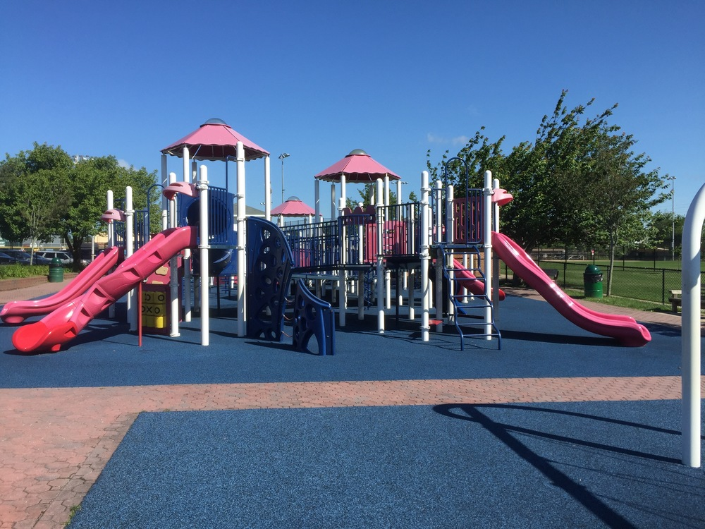 Playground at Babylon Town Park