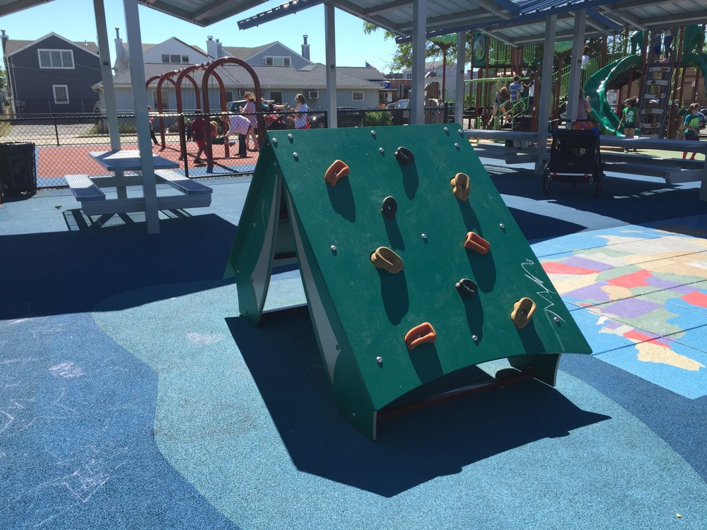 Playground at Georgia Ave