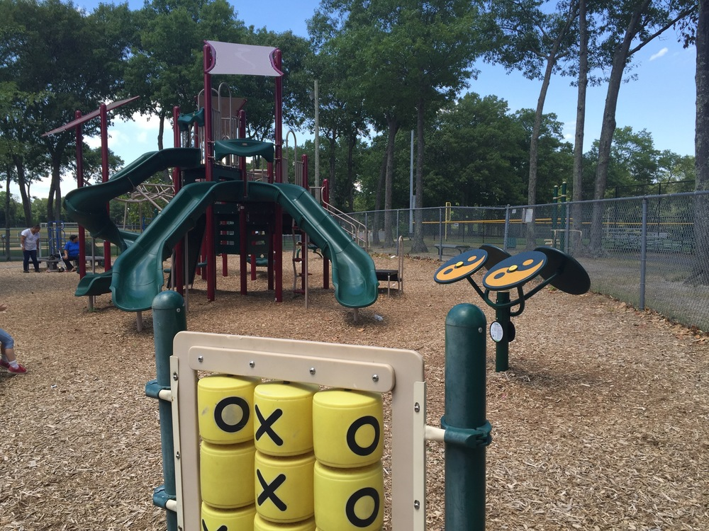 Playground at Stotzky Memorial Park