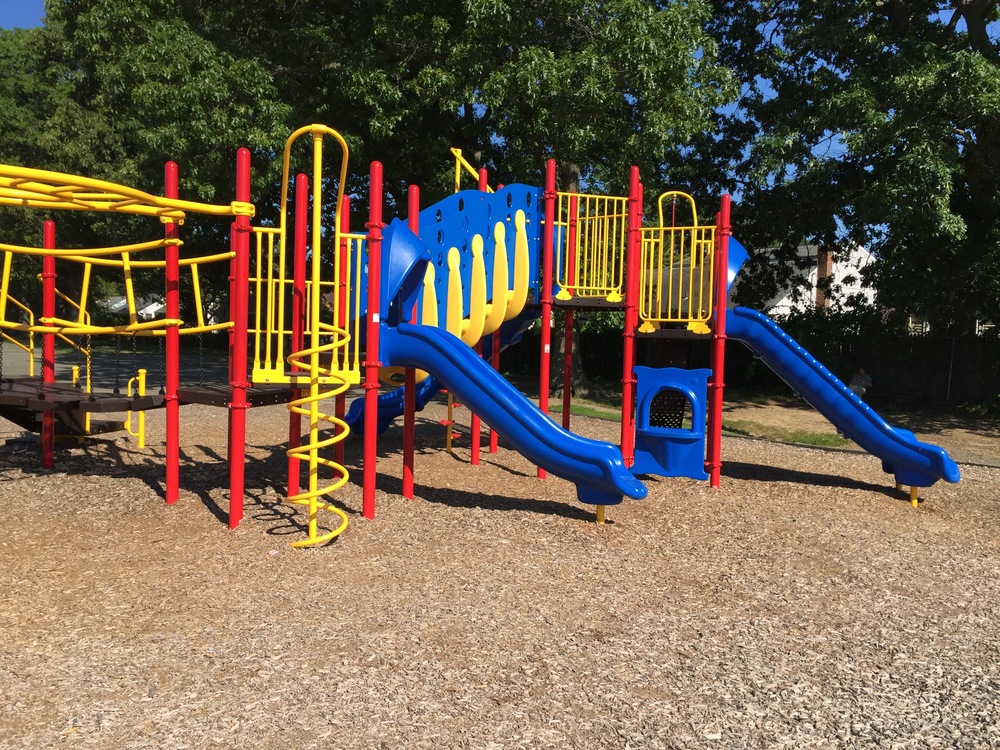 Playground at Seaford Manor School