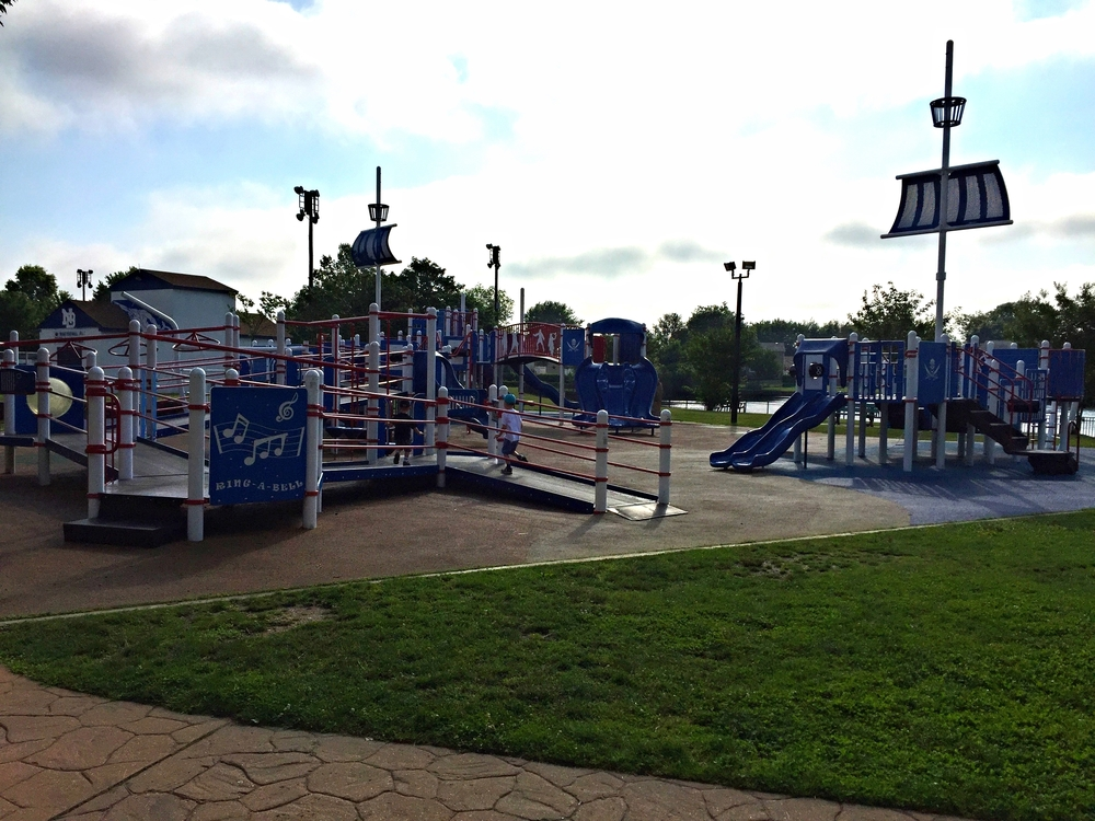Playground at Phelps Lane Park