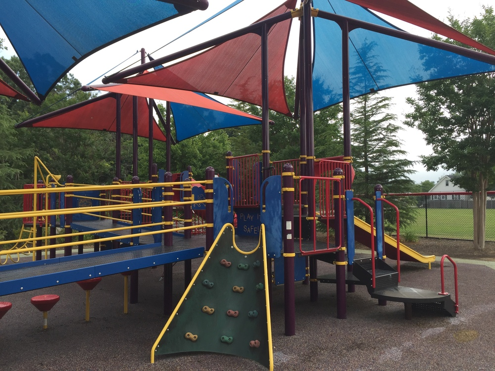 Playground at Pine Acres Playground