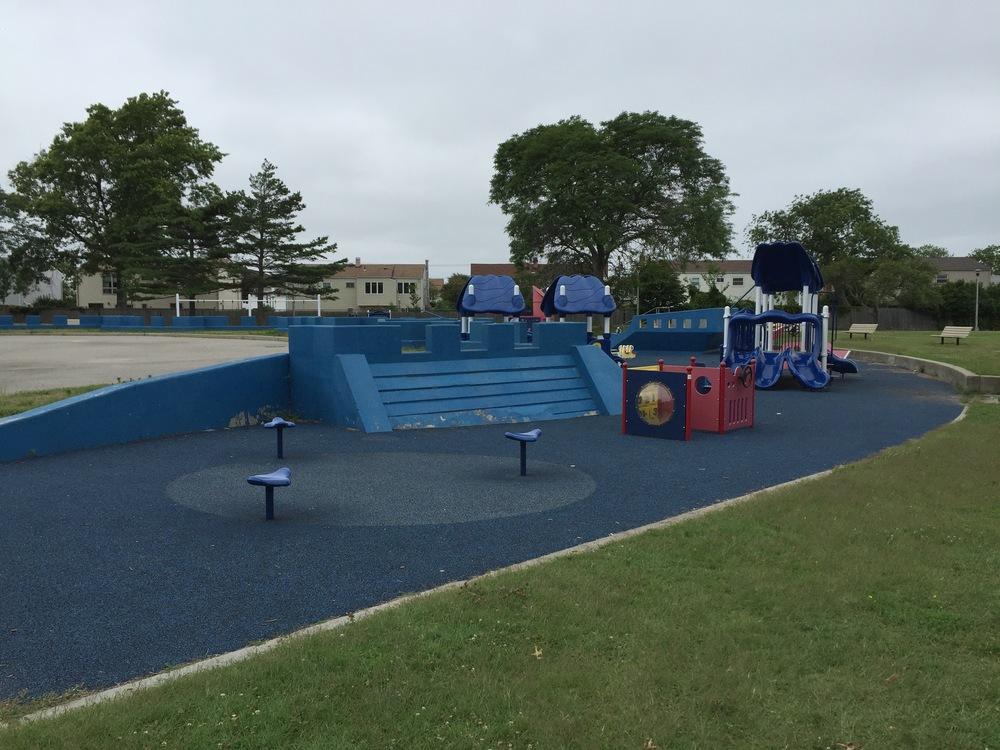 Marina playground at Wantagh Park