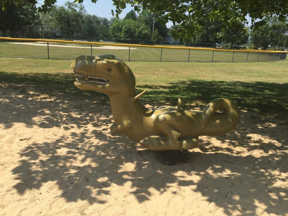 Cars at Reichert Family Community Playground