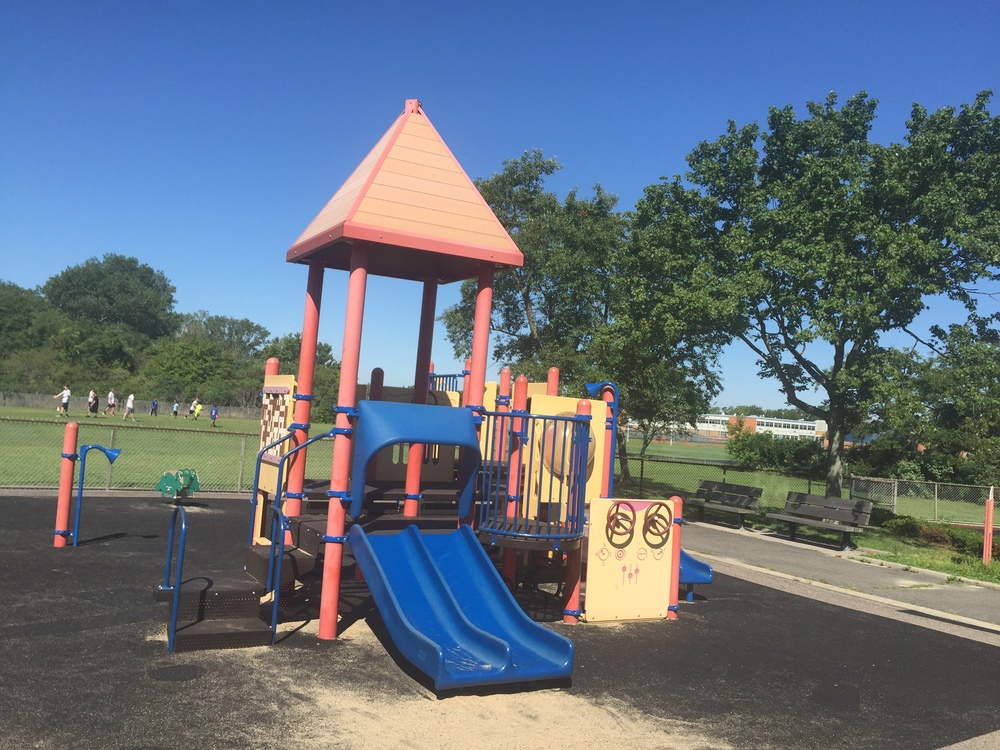 Playground at Baldwin Park