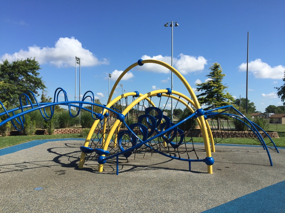 Playground at Tanner Park
