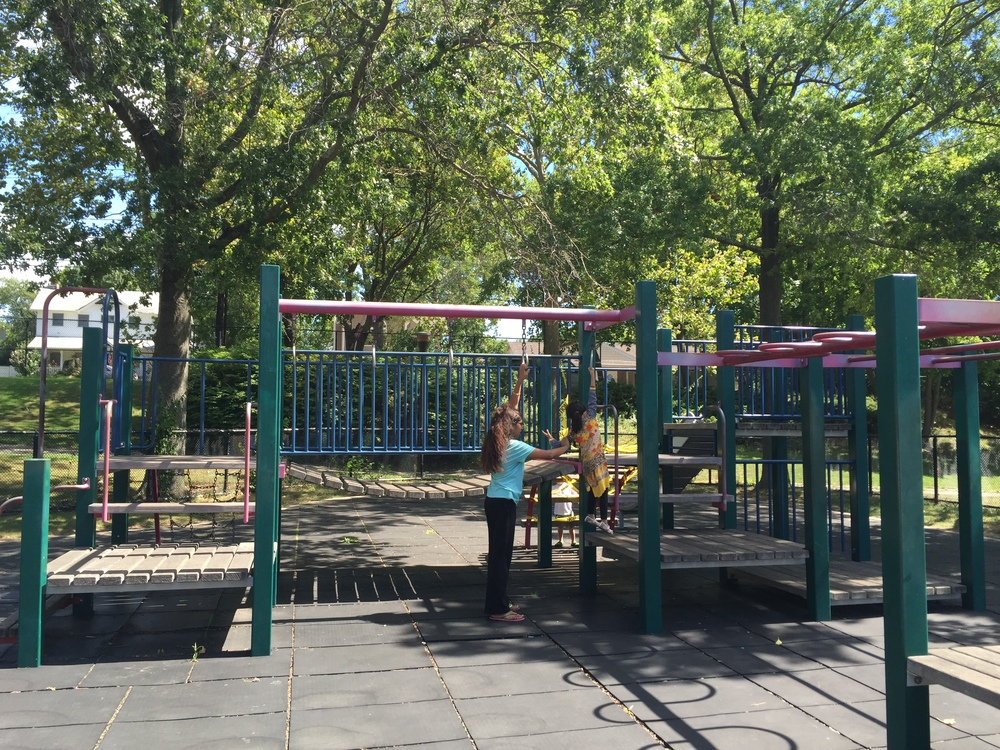 Playground at Grant Park