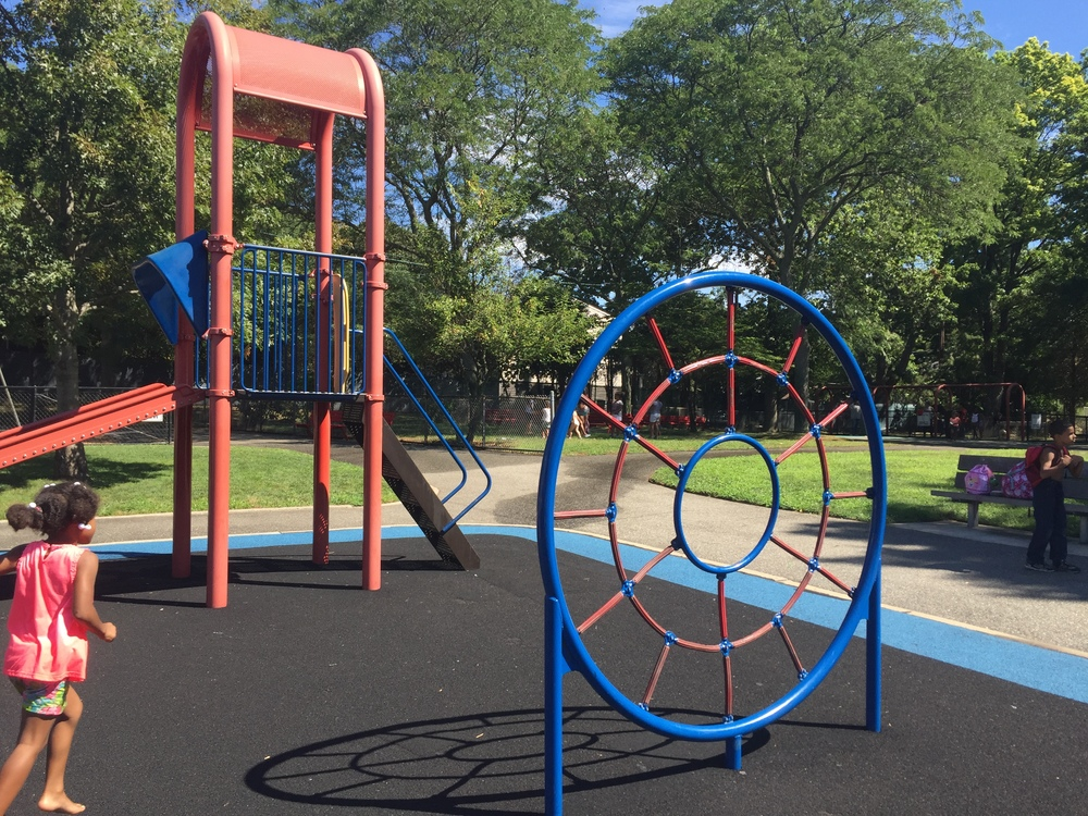 Playground at Coes Neck Park