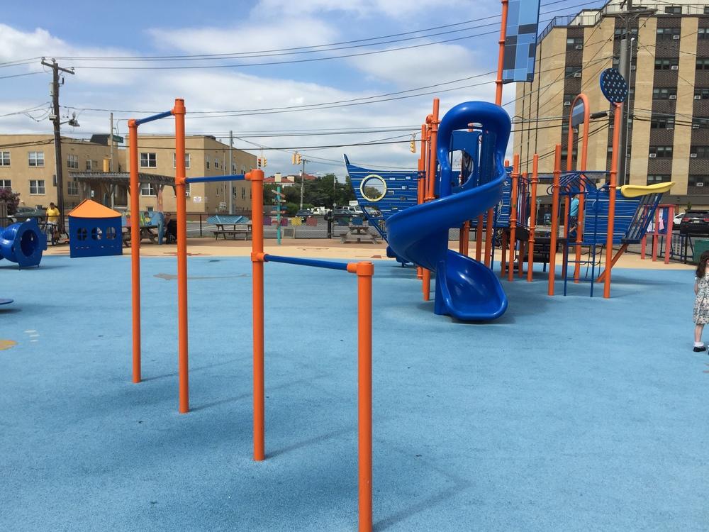 Magnolia Playground