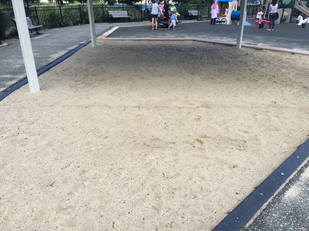 Sandbox at Heckscher Park
