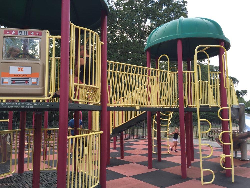Playground at Lake Ronkonkoma Park