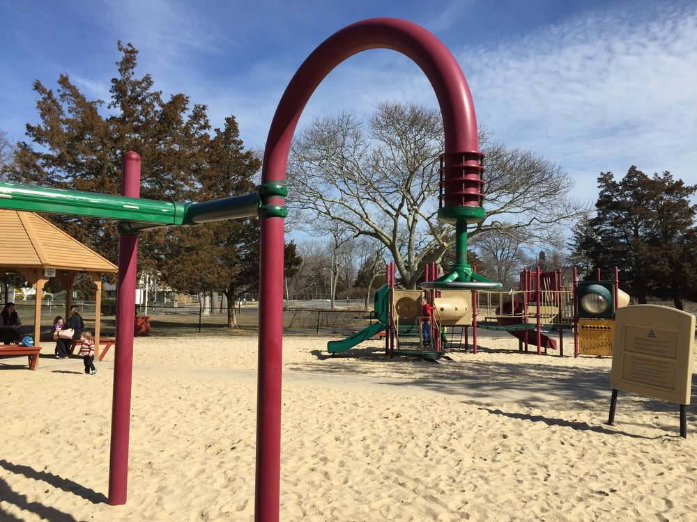 Veterans Beach Playground