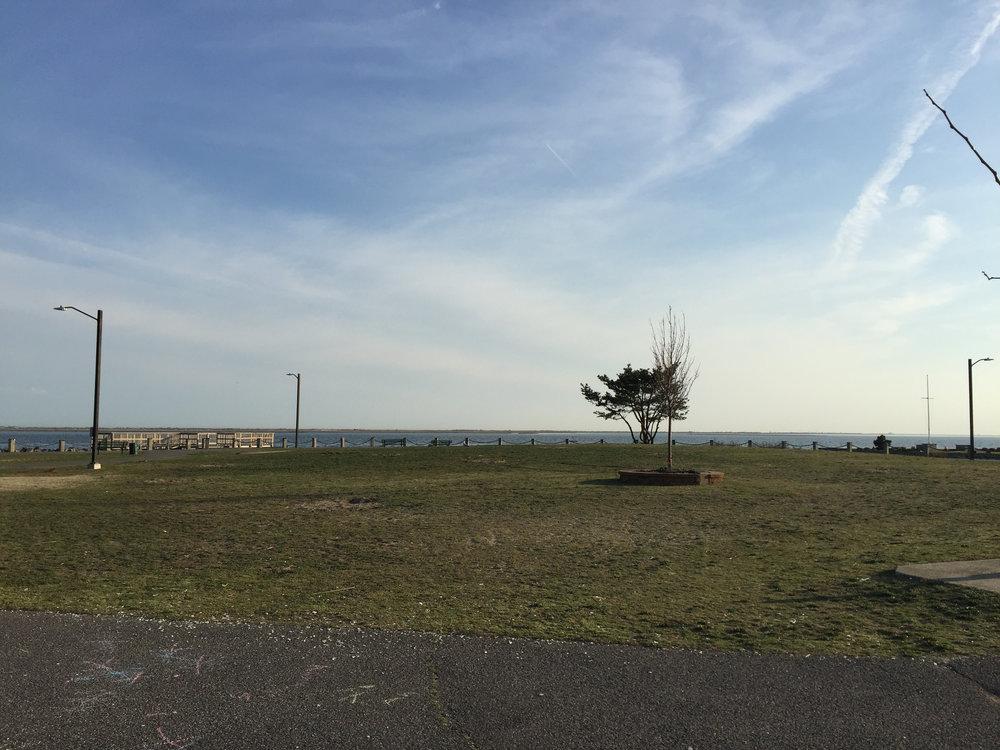 View at Nassau Shores Bayfront Park