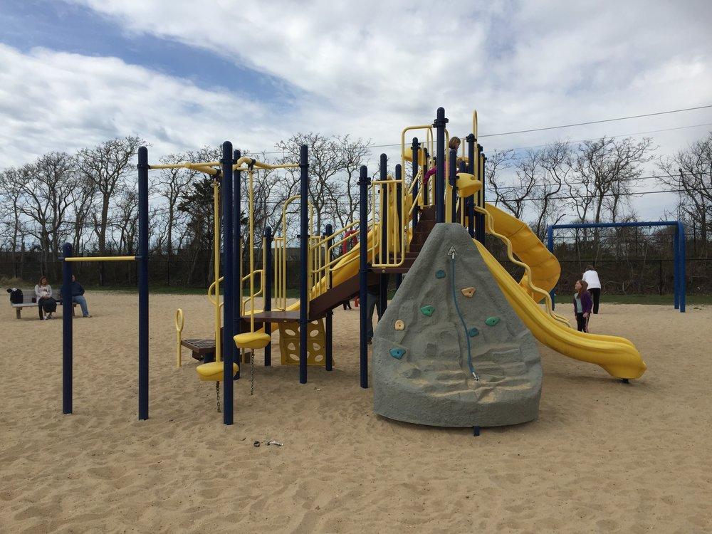 Playground at East Islip Marina Park