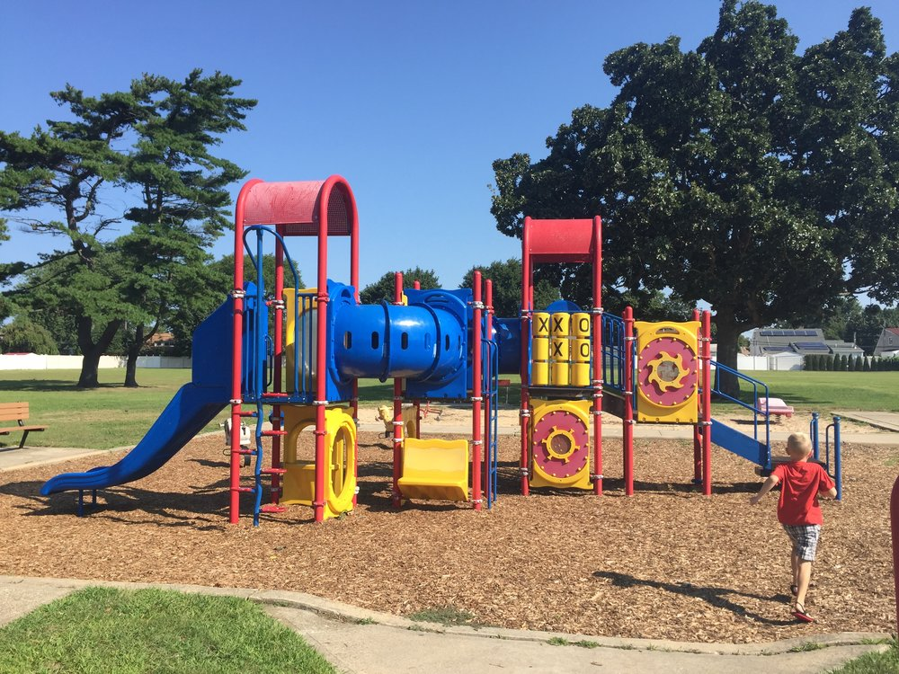 Firefighters Memorial Park Playground