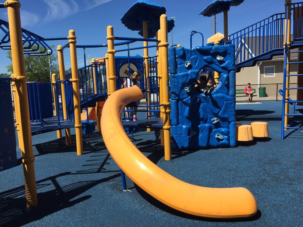 Robbins Community Park Playground Banana