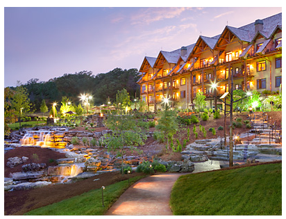 Midwest Style | Big Cedar Lodge in Branson, Missouri