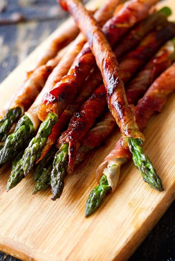Serve wrapped in bacon or prosciutto for a more savory dish.