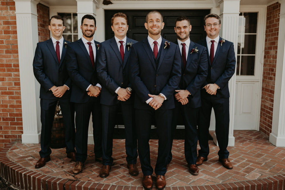 photo poses groomsmen annabelle events event planning wedding