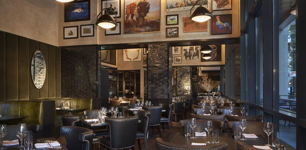 Porter Hotel Italian Restaurant Concept - Portland, OR