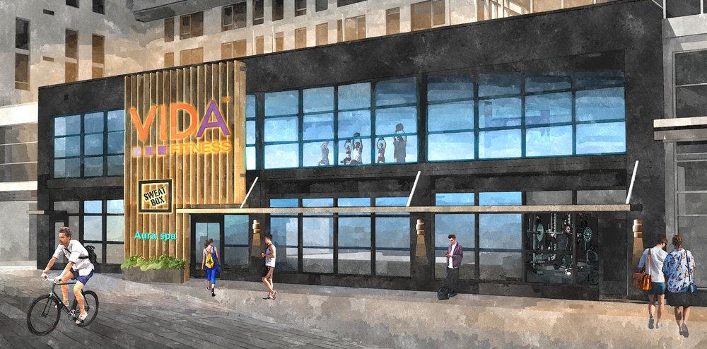 we reimagine vacant retail space. -