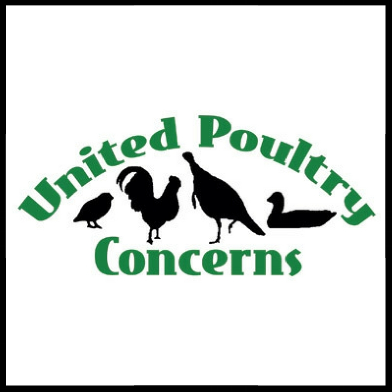 UNITED POULTRY CONCERNS