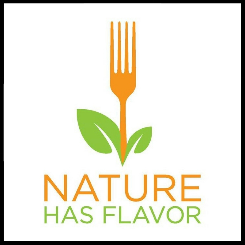 NATURE HAS FLAVOR