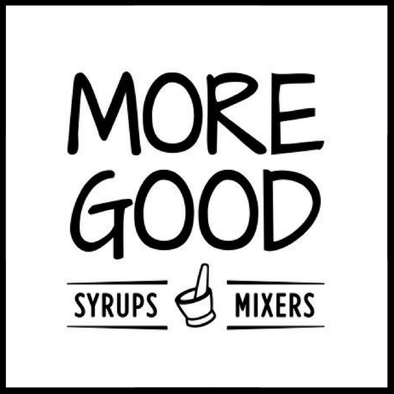 MORE GOOD SYRUPS & MIXERS
