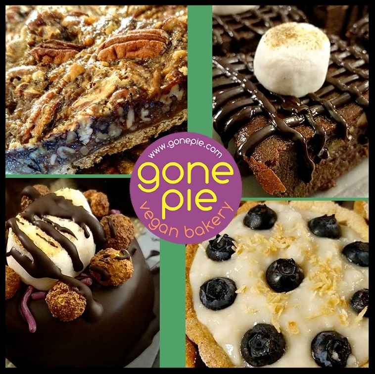 GONE PIE VEGAN BAKERY