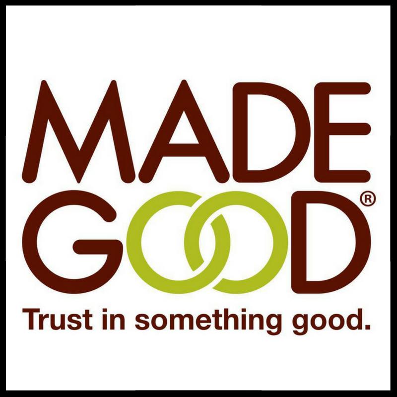 MADEGOOD (Sponsor!)