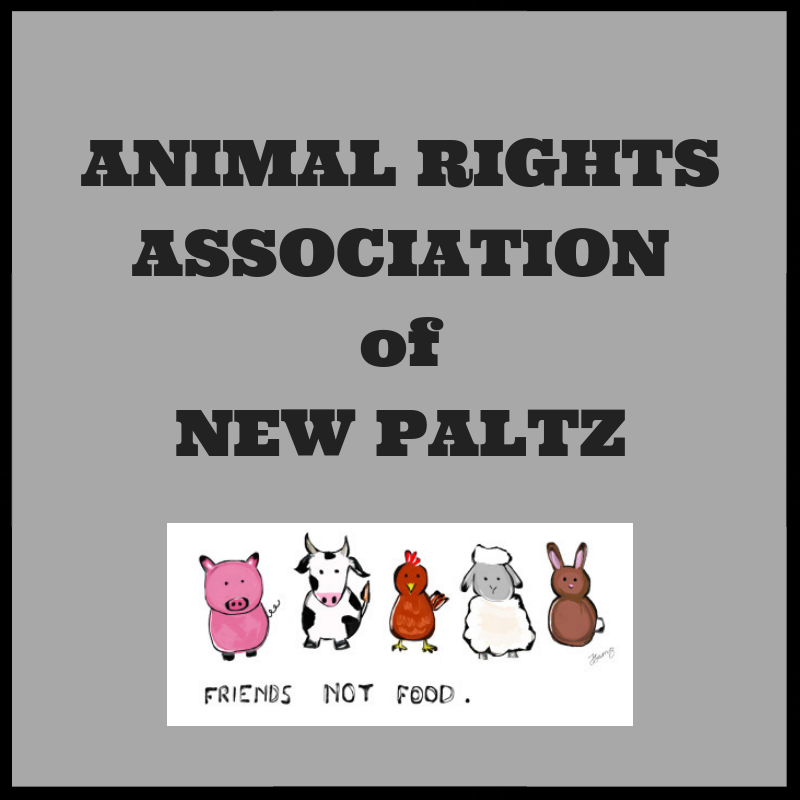 ANIMAL RIGHTS ASSOCIATION OF NEW PALTZ