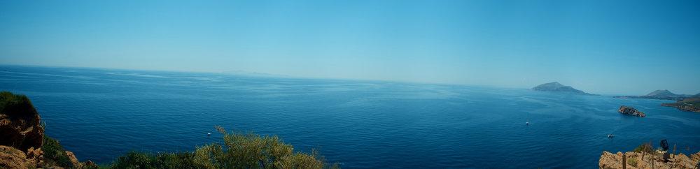 Cape Sounio, Athens 2012