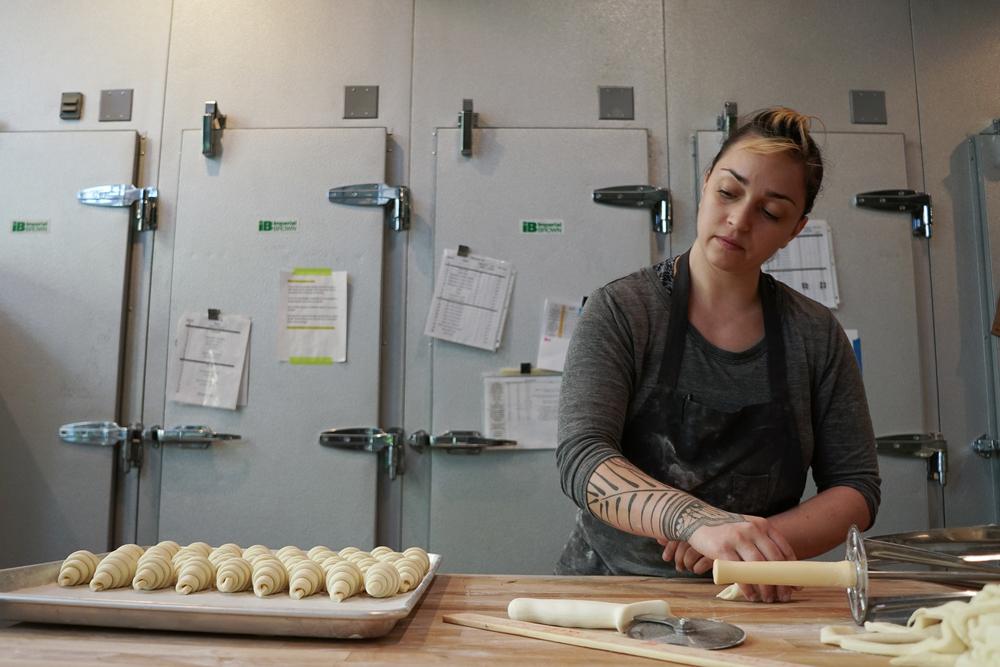 Colleen Orlando, co-founder of Firebrand Artisan Breads.