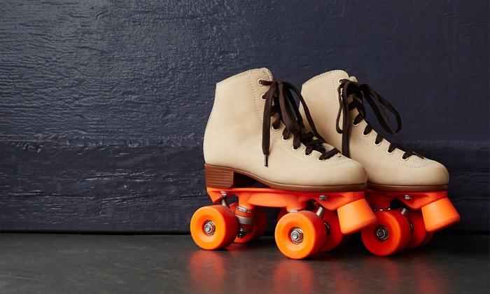 Dollar Skating Is Back!    Join The Dollar Skate Club