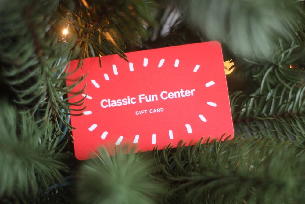BUY GIFT CARDS NOW - 20% OFF ONLINE!