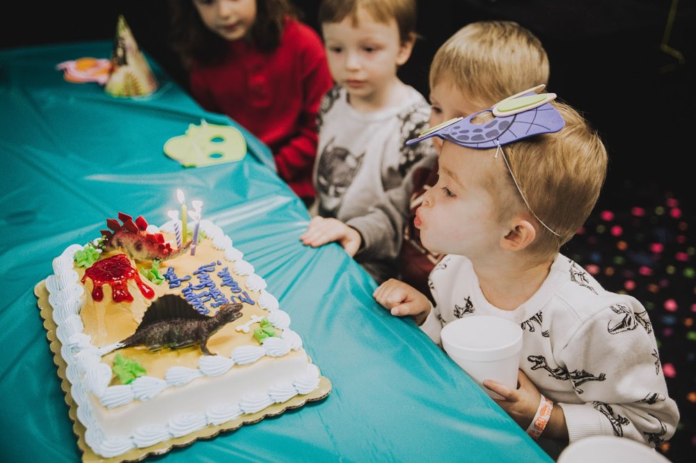 BIRTHDAY PARTIES    Book Yours Today