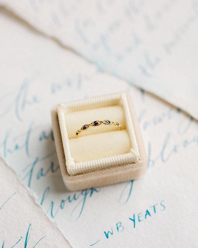 I'm not big on jewelry but this delicate ring atop the Yeats quotes I did, speaks to me 😍 Photo @christinabrosnan | Styling: @waterlily_weddings_ | Featured on @confettimagazine . . . . ⠀⠀ #calligraphy #dailydoseofpaper #thatsdarling #moderncalligraphy #invitation #wedding #custominvitations #etsy #invitationsuite #bridal #weddingideas #weddingdesign #weddingplanning #weddinginspo #handmadeinvitations #makersgonnamake #flourishforum #livethelittlethings #theartofsimplicity #escortcards #placecards #rusticwedding #irelandwedding #irishwedding #countysligo
