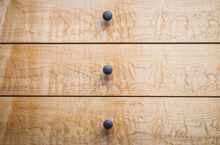 Chest of Drawers (detail)