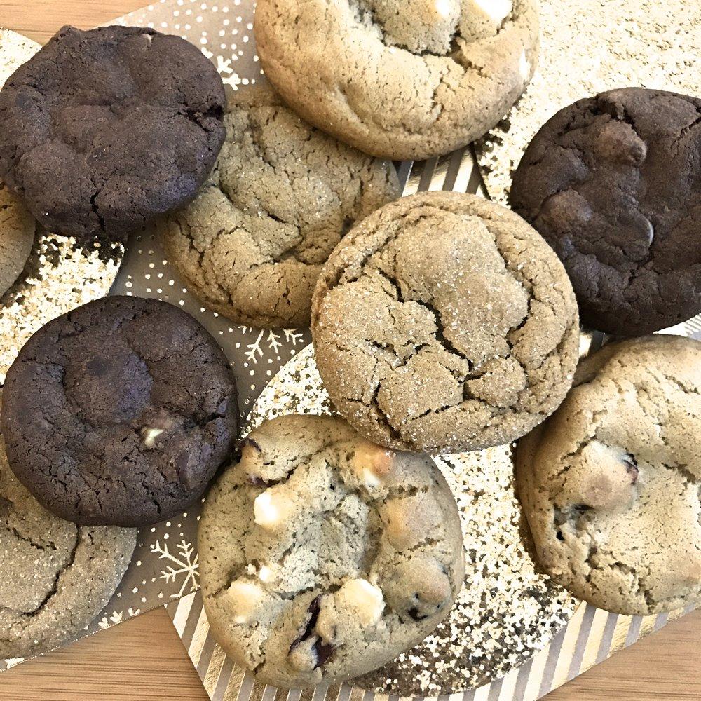Happy cookies!