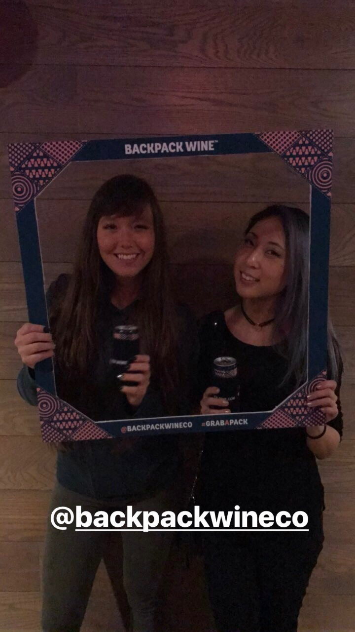 Backpack Wine Co.