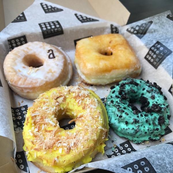 Astro doughnuts!!