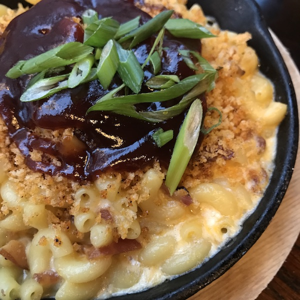 Baked Mac'n'cheese
